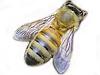 Jak ostrzegają się pszczoły?