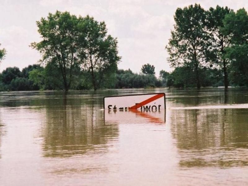 powodzie w polsce