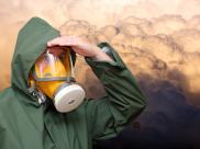 Radioaktywny pył nad Polską
