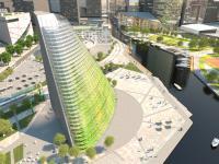 Szwecja: pierwszy na świecie wieżowiec do pionowej uprawy roślin
