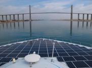 Ogromną łodzią solarną dookoła świata