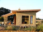 Budownictwo naturalne. Budowanie z kostek słomy