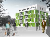 Pierwszy na świecie budynek zasilany algami!