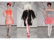 Moda na recykling w stylu haute couture