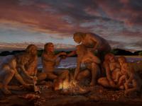 Gra w kości – pierwsze spotkania z człowiekiem kopalnym