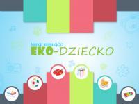 Temat miesiąca: Eko-dziecko