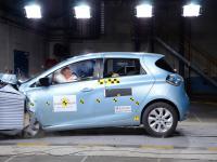 Elektryczne samochody coraz bezpieczniejsze