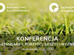 Eko-standardy w praktyce - zaproszenie na konferencję
