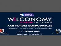 """XXII edycja  Forum pt. """"Integracja i Współpraca. Innowacyjność"""""""