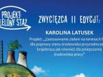 """Zielony Staż – znamy już zwycięzcę Zwycięzcę II edycji konkursu """"Projekt: Zielony Staż"""""""