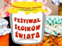 Festiwal Słoików Świata 25-27.09.2015