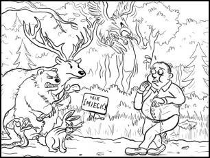 Strażnicy Lasu