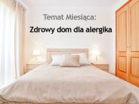Zdrowy dom dla alergika