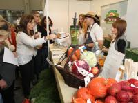 Ekologiczna żywność, odzież i kosmetyki na Targach ECOFAMILY