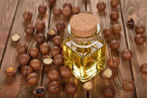 Olej makadamia – do sałatki i do spa