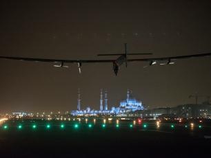 Historyczny rekord! Solar Impulse zakończył lot dookoła świata
