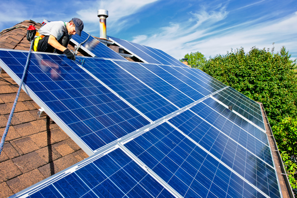 Energia ze Słońca w walce z zanieczyszczeniami powietrza