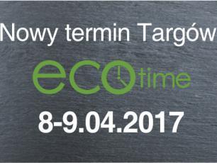 ECOTIME – nowe oblicze ekologii w Targach Kielce