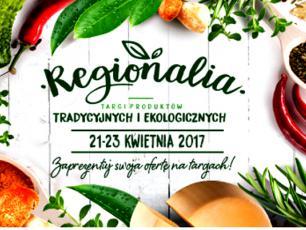 Regionalia 2017 – zaprezentuj się na Targach!