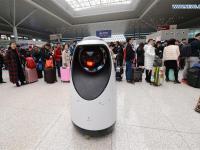 Robot-ekolog kontroluje jakość powietrza
