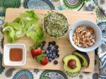 Przepisy na wiosenne dania z kiełkami
