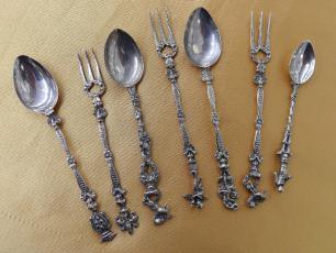 Dlaczego warto używać srebrnych sztućców?