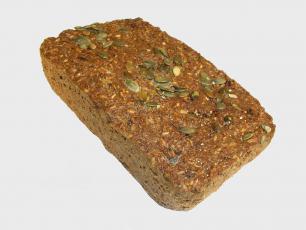 Przepis na pożywny chleb bez mąki