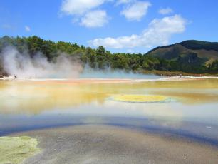 Najpiękniejsze kolorowe jeziora