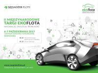 II Międzynarodowe Targi EkoFlota – innowacje, ekologia i mobilność w jednym miejscu