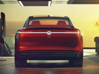 Wizja elektrycznej i autonomicznej przyszłości według Volkswagen