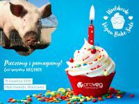 Worldwide Vegan Bake Sale - Pieczemy i pomagamy!