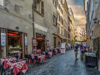 Pyszna podróż: degustacje w Rzymie i Paryżu