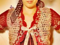 Ubrania zrobione z niedopałków