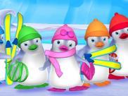 Animowane pingwiny będą uczyć dzieci ekologii