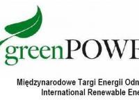GREENPOWER – targi zielonej energii