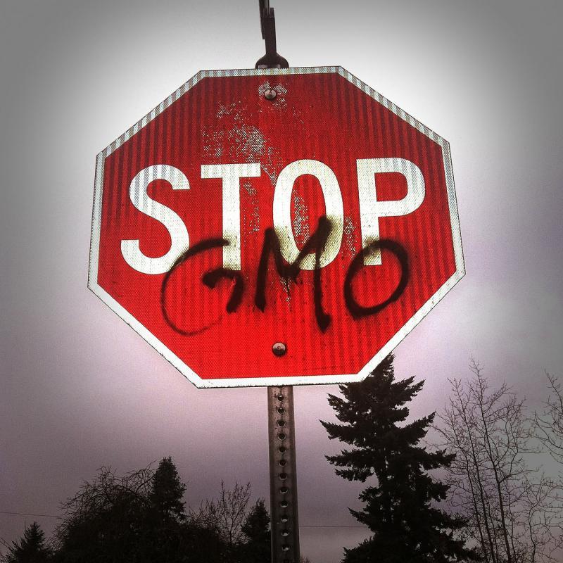 Stop - GMO