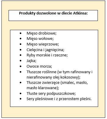 Dieta Atkinsa Opis I Zasady Jadlospis W Diecie Atkinsa Ekologia Pl