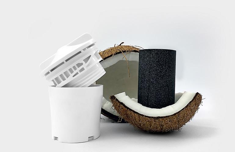 wkład z kokosa