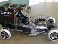 Modele samochodów z.. puszek po piwie