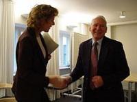 Wizyta ministra Nowickiego w Kopenhadze