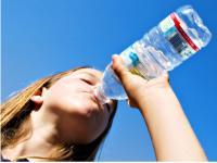 Pij wodę i bądź aktywny