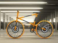 Rower w walizce