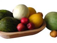 Pięć porcji warzyw, owoców lub soku