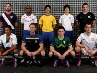 Mistrzostwa Świata w Piłce Nożnej 2010: piłkarskie koszulki z recyklingu