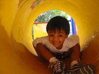 Naturalny plac zabaw dla dzieci