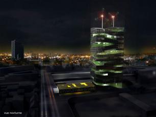 Ekologia w wielkim mieście. Ekologiczna architektura rozwiązaniem problemów środowiskowych