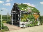 Eethuis,dom,ekologia,ogród,rośliny,warzywa,owoce,zioła