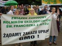 Ustawa o nasiennictwie i GMO. Rolnicy ekologiczni chcą odrzucenia ustawy