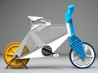 Frii Bycycle - rower zrobiony z plastikowych odpadów