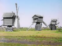 Wiatraki – arcydzieła drewnianej architektury przemysłowej